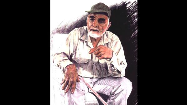 Old Caribbean Man