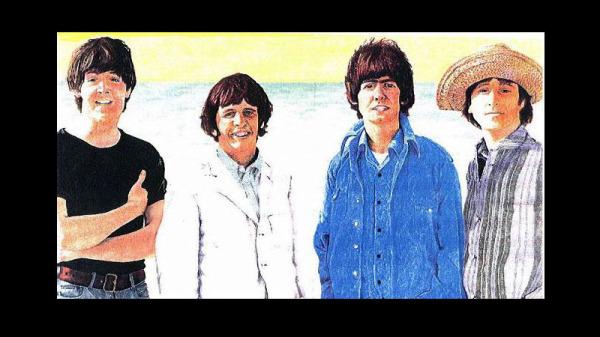 """Beatles in """"HELP!"""""""