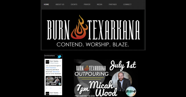 Burn Texarkana