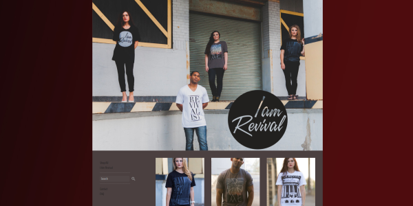I Am Revival Apparel