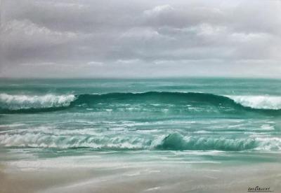 Harris Beach-Long Wave