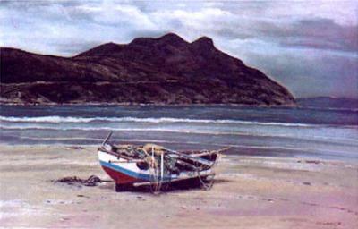 SA Hout Bay Boat