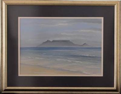 SA Hazy Table Mountain