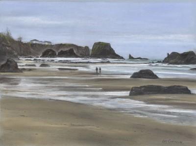 Beach Walk-Brookings