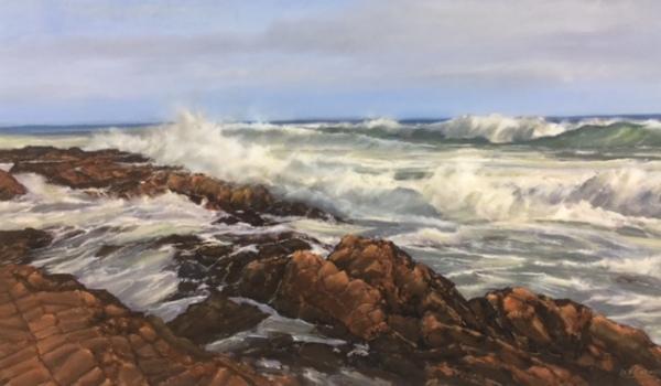 West Coast Surf & Rocks