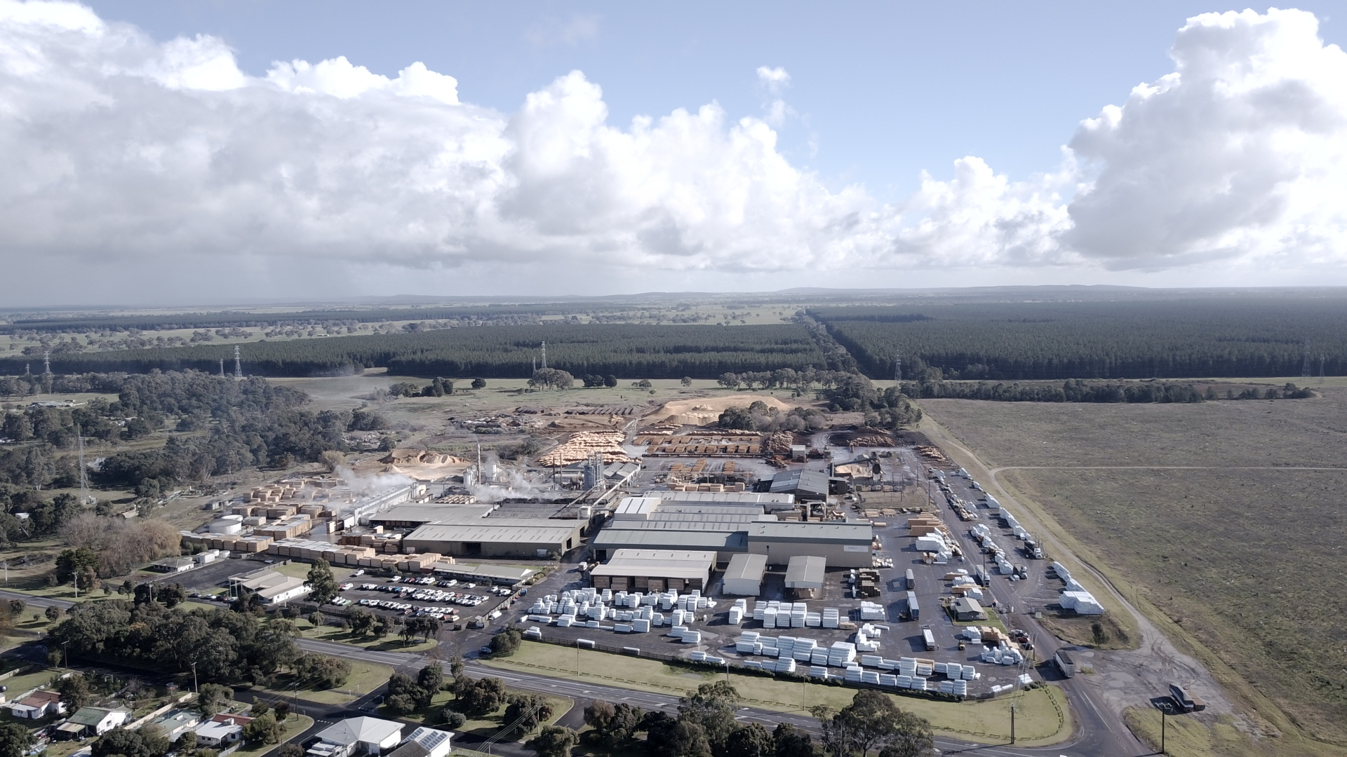 $100m Upgrades for Timberlink's Australian Mills