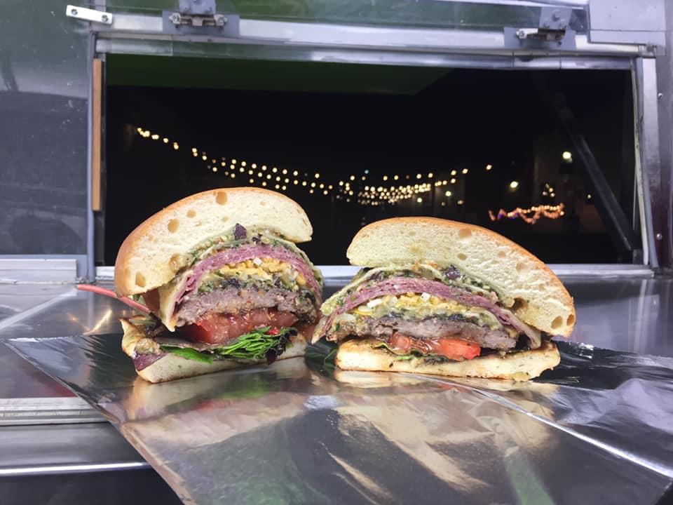 The Big Easy Burger