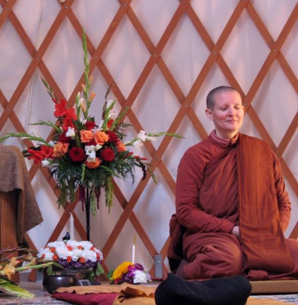 Ayya Tathaaloka, the spiritual mother