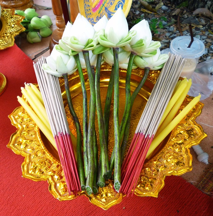 offering of Lotuses