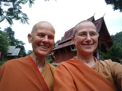 Two Bhikkhunis
