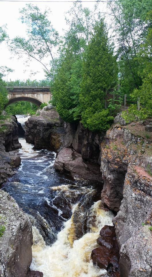Minnesota State Park Series - Temperance River