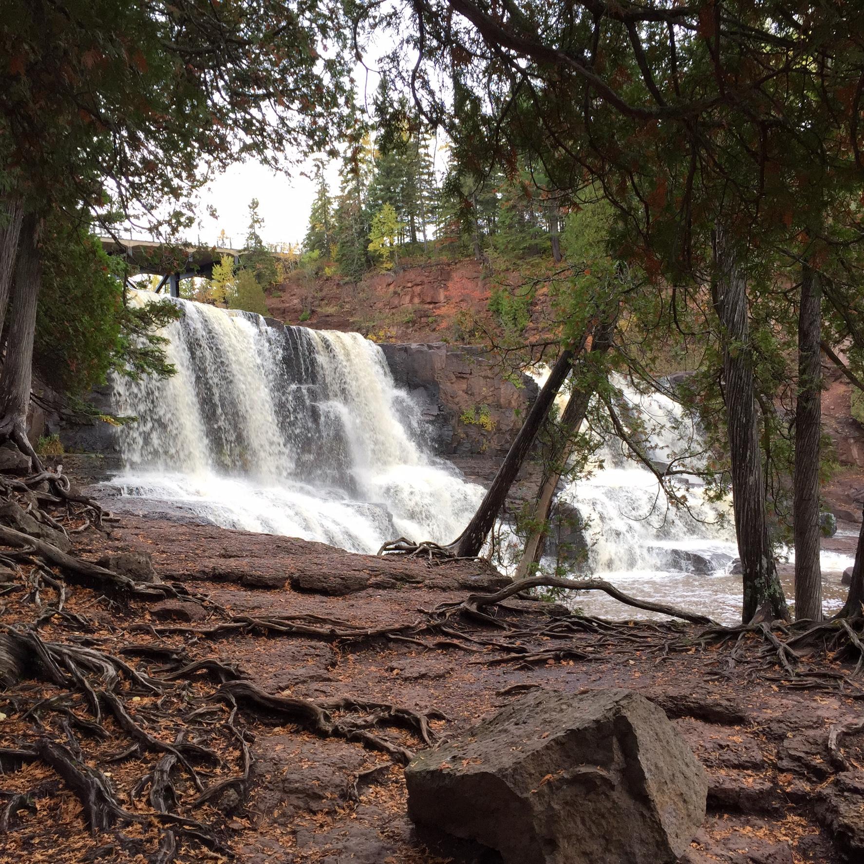 Minnesota State Park Series - Gooseberry Falls State Park