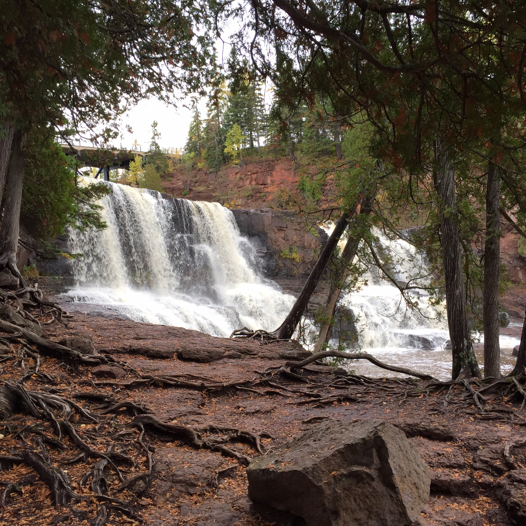 Minnesota State Park Series - Gooseberry Falls State Park