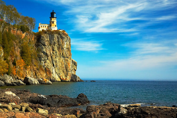 Minnesota State Park Series - Split Rock Lighthouse