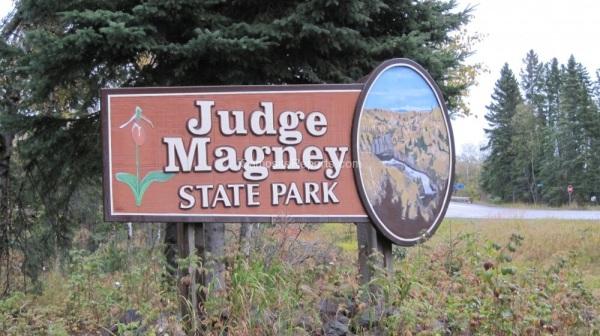 Minnesota State Park Series - C.R. Judge Magney