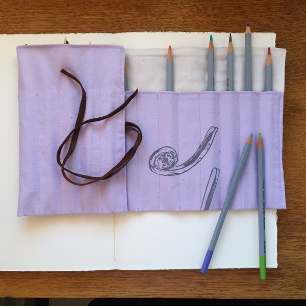 Pencil Wrap