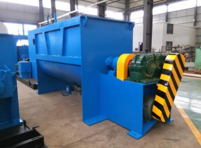 Ribbon Blender Ready for Delivery