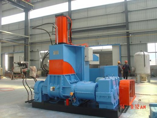 Dispersion Mixer for Rubber Production