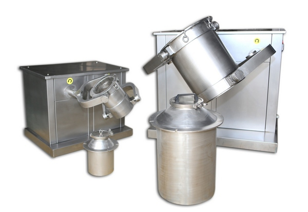 3D Mixers for Czech Customer