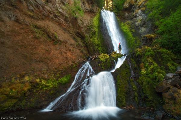 Dinah Mo Falls
