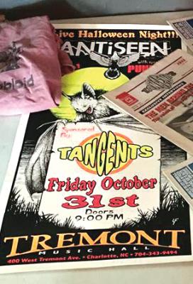 Tangents concerts