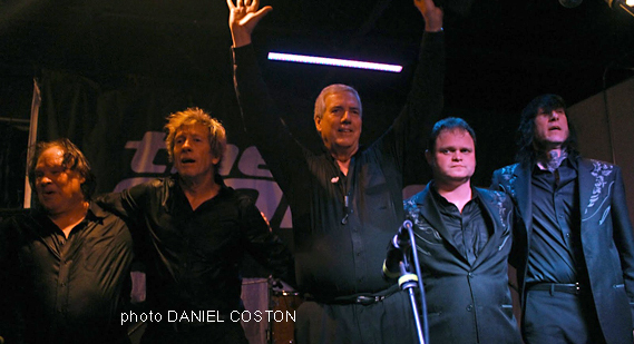 The Sonics at the Neighborhood Theatre on May 19, 2017