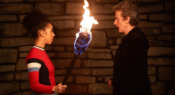 Doctor Who The Eaters of Light – the hunt is on