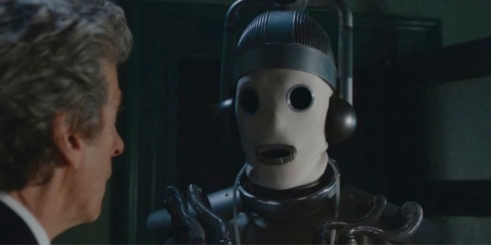 Doctor Who 'World Enough and Time' ... Mondasain Cybermen are back!