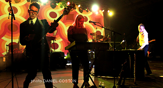 Belle & Sebastian and Andrew Bird at the N.C. Museum of Art on July 31