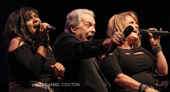 Mickey Gilley at Don Gibson Theater on July 29