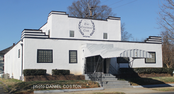 Real Freaking History in Charlotte: Excelsior Club