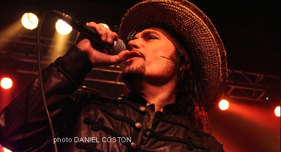 Concert Review: Adam Ant at Fillmore Charlotte