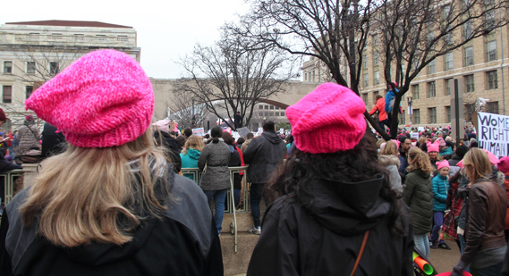 The Pussyhat evolution/revolution
