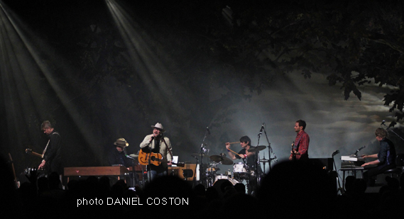 Concert Review: Wilco at Thomas Wolfe Auditorium