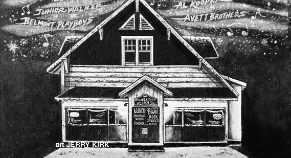 Farewell to The Double Door Inn