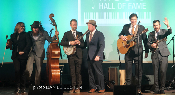 NC Music Hall of Fame 2018 induction ceremony