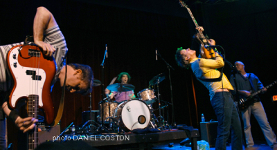 Concert Review: Superchunk at Neighborhood Theatre