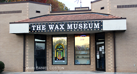 Farewell to The Wax Museum