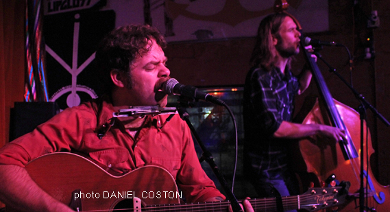Concert Photos: The Houston Brothers and Sinners & Saints at Snug Harbor
