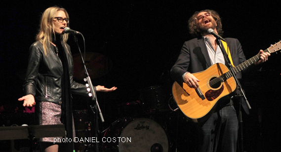 Concert Photos: Aimee Mann at McGlohon Theater