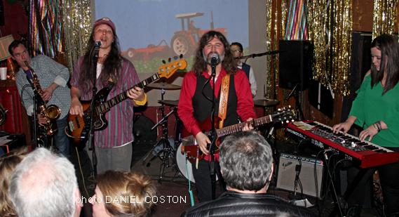 Concert Review: Amigo at Snug Harbor