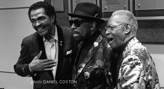 Concert Review: Take Me to the River with William Bell, Bobby Rush and Don Bryant