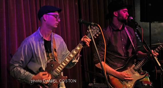 Concert Review: Toleman Randall, Party Battleship and Red Dress Army