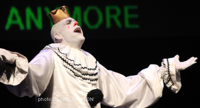 Concert Photos: Puddles Pity Party at McGlohon Theater
