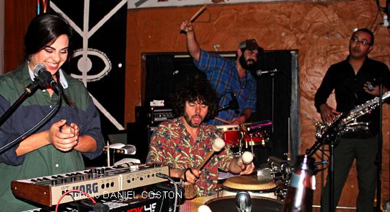 Concert Review: Chocala at Snug Harbor