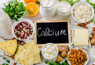 6 Non-Dairy Foods That Are Rich in Calcium