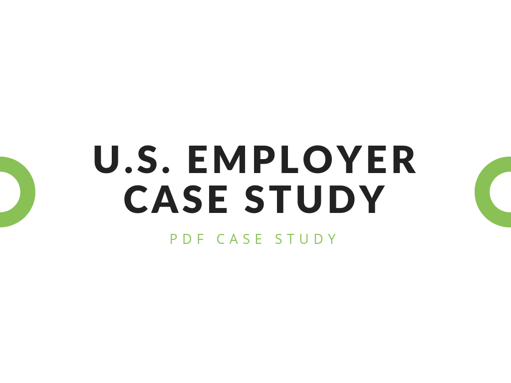Do Wellness Programs Work? National Business Group on Health - U.S. Employer Case Study