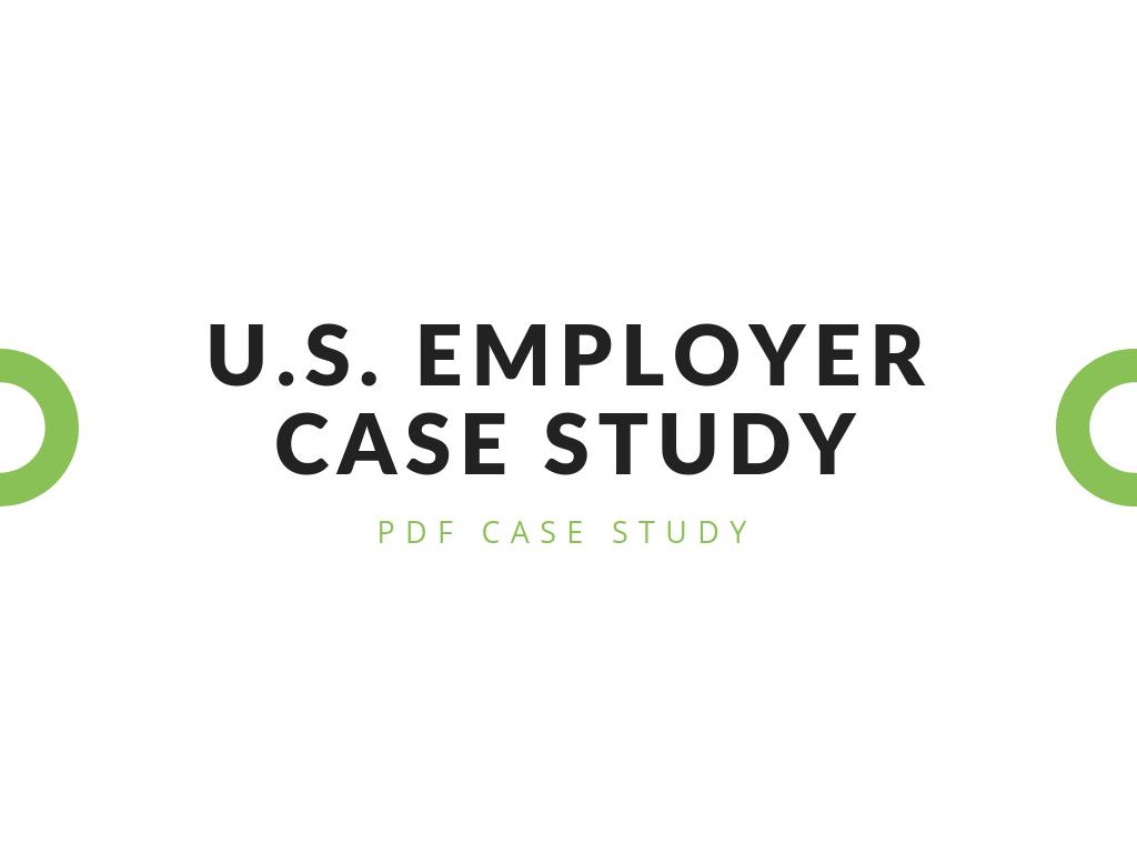 Do Wellness Programs Work? National Business Group on Health - U.S. Employer Case Study
