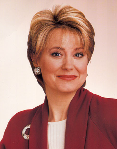 Jane Pauley, News Anchor
