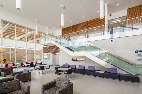 Recreation Centre, new construction, Westmount, Hamilton